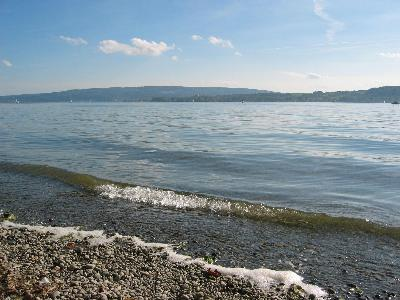 View of Lake Constance / Bodensee